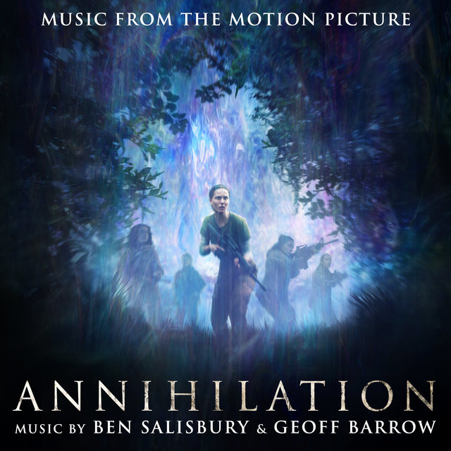 Couverture de Annihilation (Music from the Motion Picture)