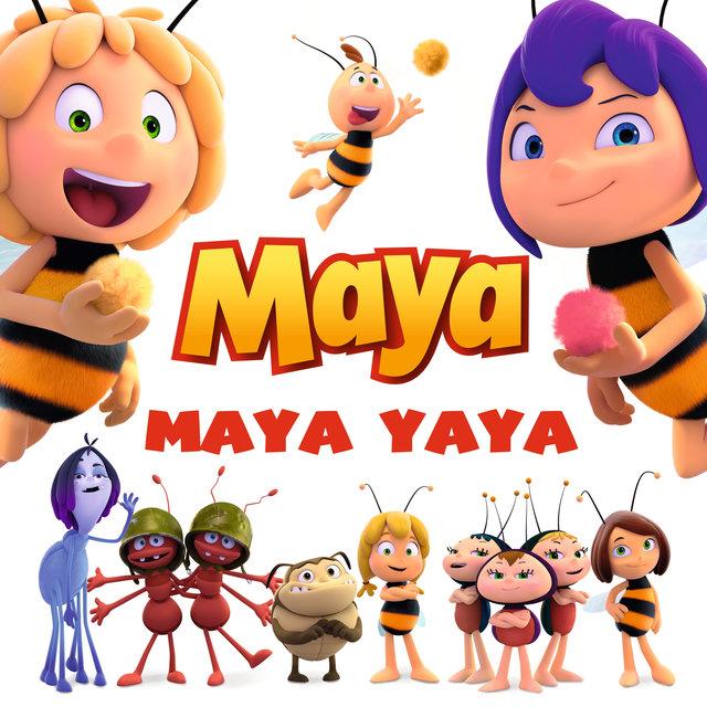 Couverture de Maya yaya