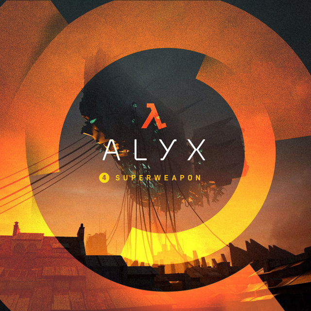 "Half-Life: Alyx (Chapter 4, ""Superweapon"")"