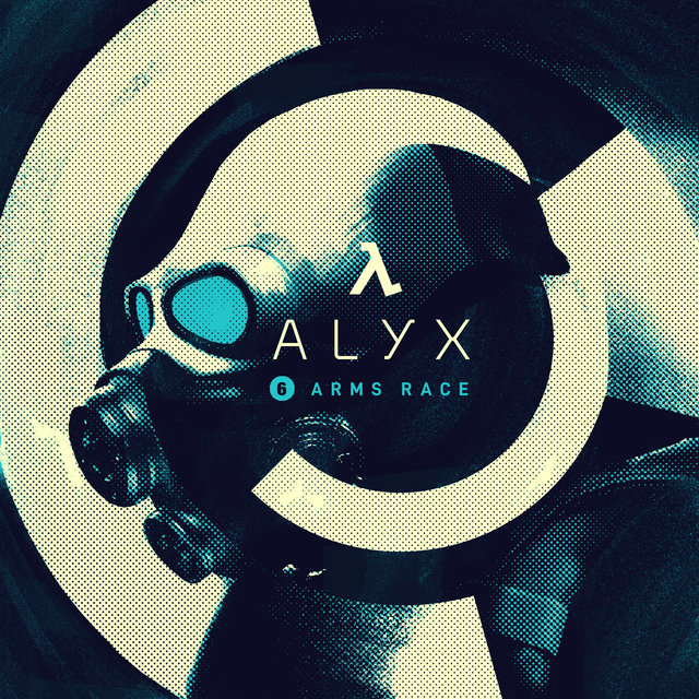 """Half-Life: Alyx (Chapter 6, """"Arms Race"""")"""