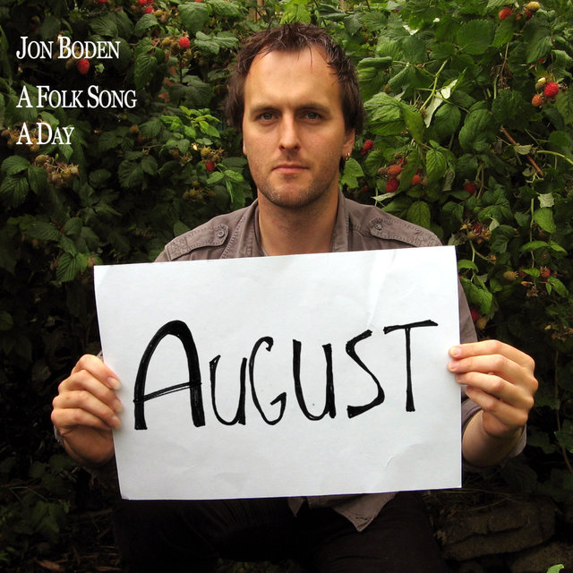 A Folk Song A Day: August