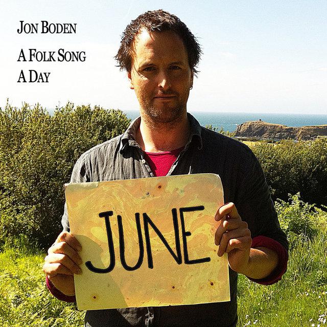 A Folk Song a Day: June