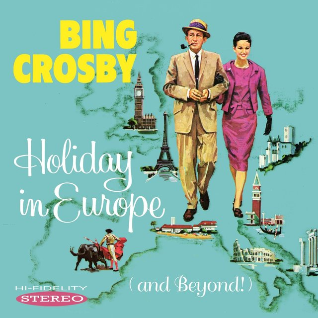 Couverture de Holiday in Europe (And Beyond!)