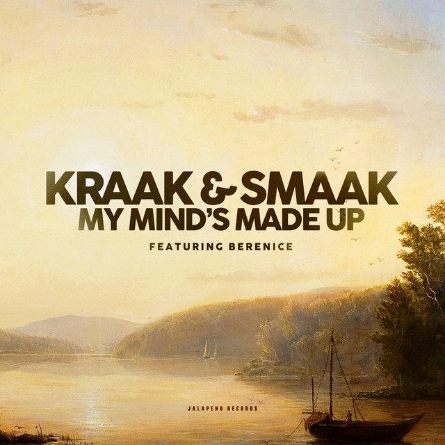 My Mind's Made Up (feat. Berenice van Leer) - Single