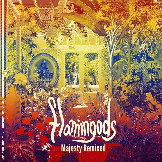 Couverture de Majesty Remixed