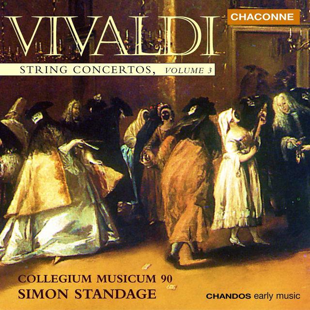 Vivaldi: String Concertos, Vol. 3