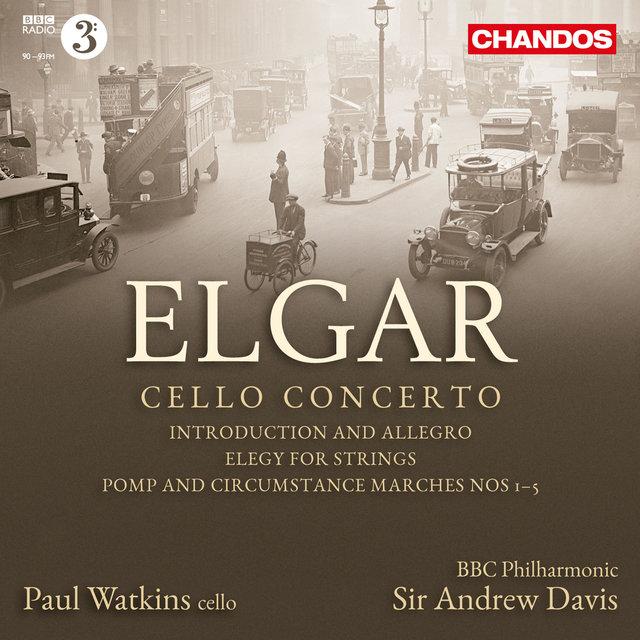 Elgar: Cello Concerto, Introduction and Allegro, Elegy & Marches Nos. 1 to 5