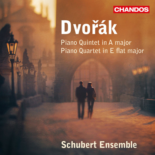 Dvořák: Quartets and Songs My Mother Taught me