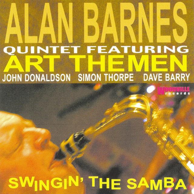 Swingin' the Samba (feat. Art Themen)