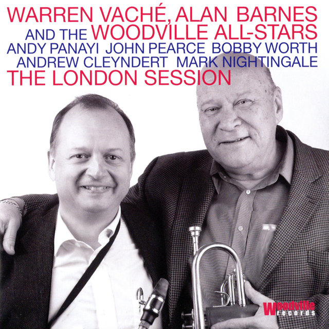 The London Sessions (feat. Andrew Cleyndert, Andy Panayi, Bobby Worth, John Pearce & Mark Nightingale)