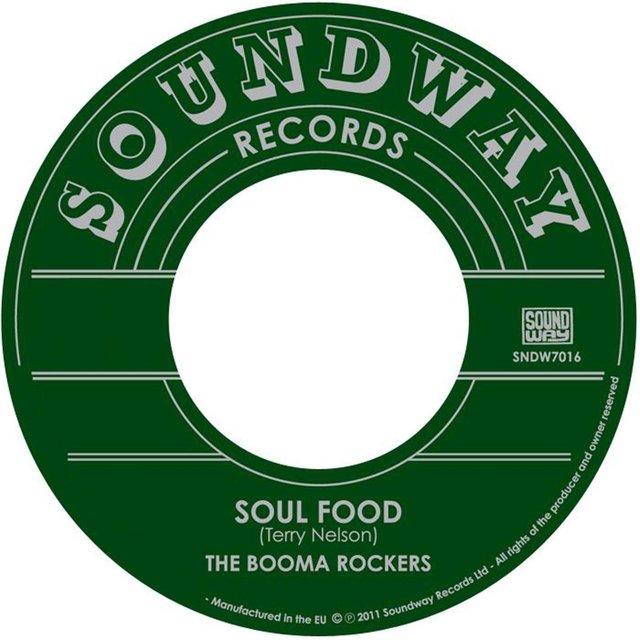 Soul Food / Booma Woman