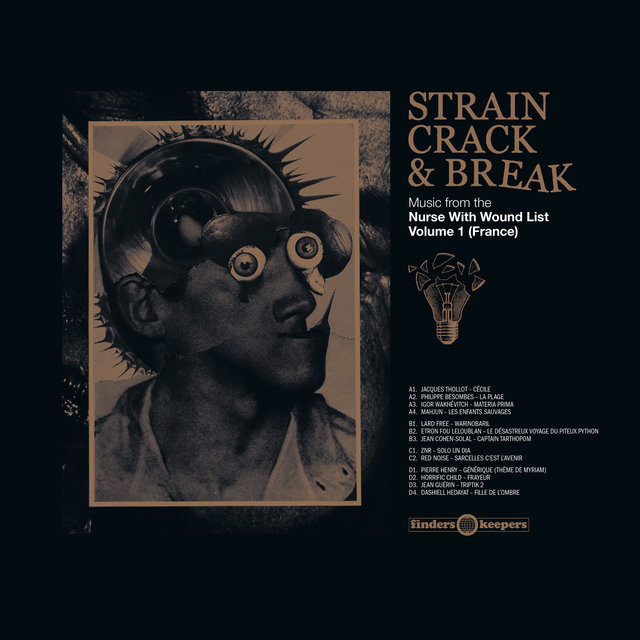 Strain Crack & Break: Volume One (France)