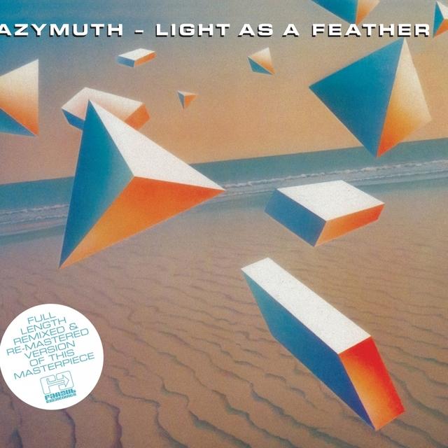 Couverture de Light as a Feather