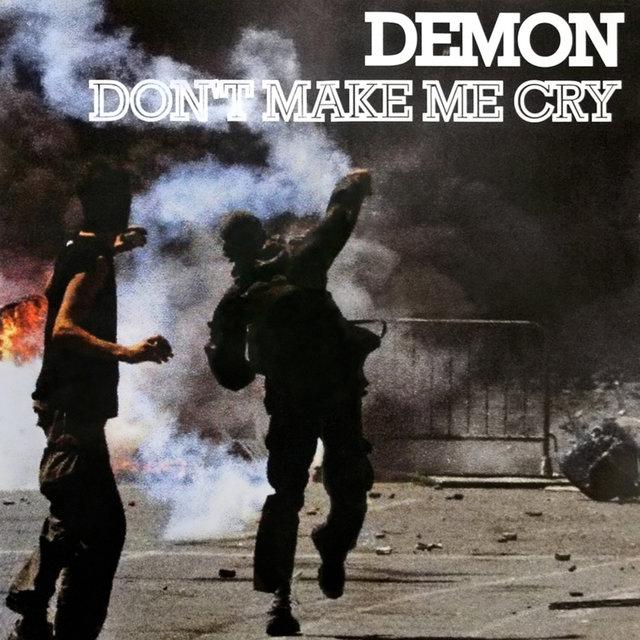 Couverture de Don't Make Me Cry - EP