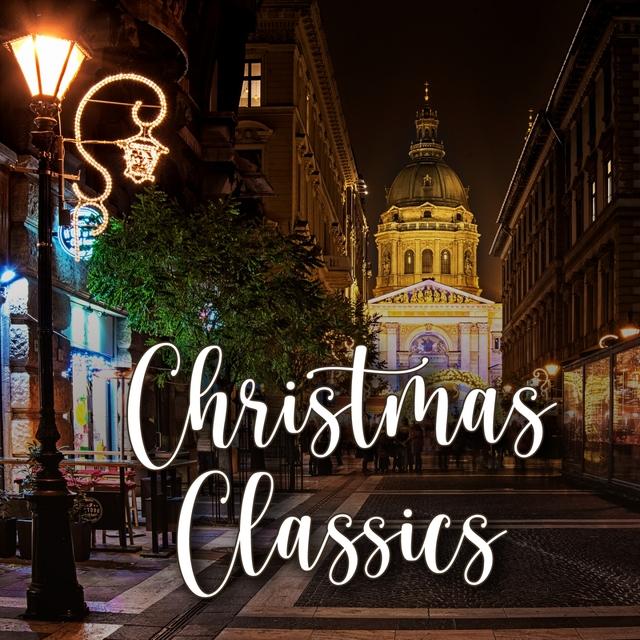 Couverture de Christmas Classics