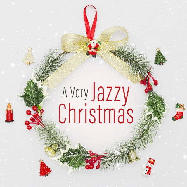 Couverture de A Very Jazzy Christmas