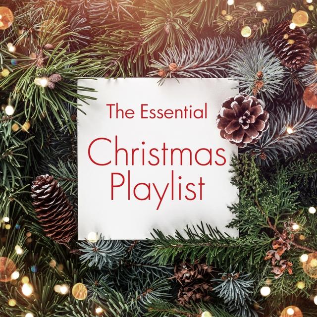 Couverture de The Essential Christmas Playlist