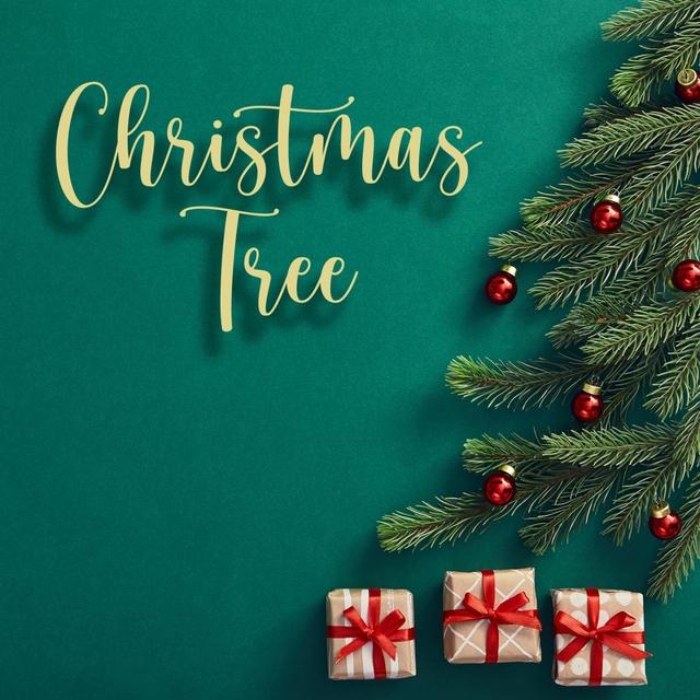 Couverture de Christmas Tree