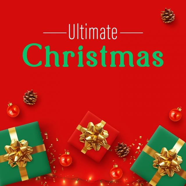 Couverture de Ultimate Christmas