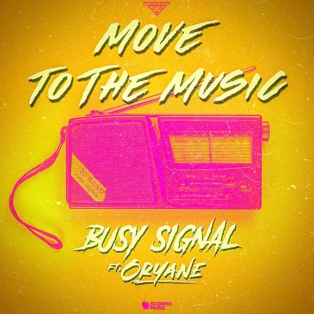 Couverture de Move to the Music