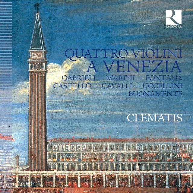 Quattro violoni a Venezia