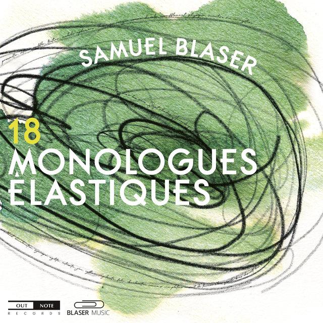 18 monologues élastiques