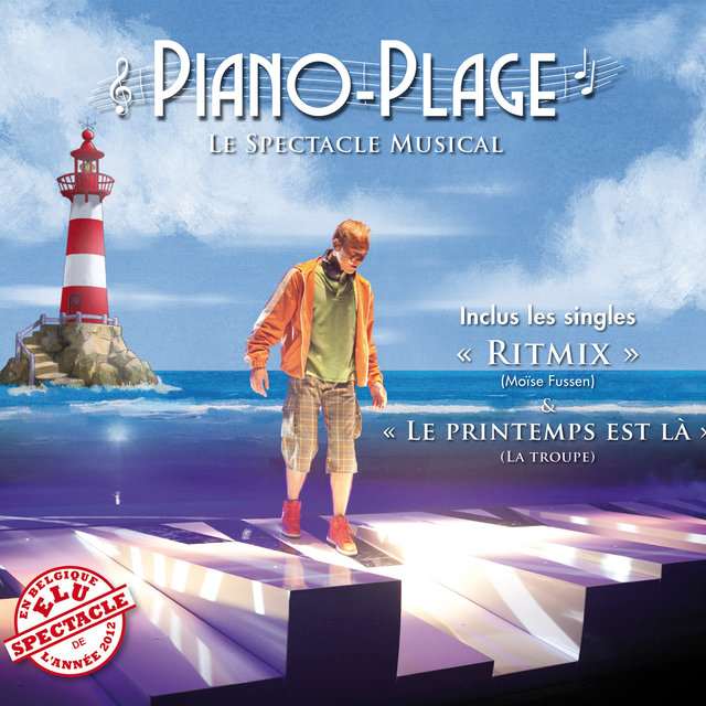Piano-Plage (Le spectacle musical)