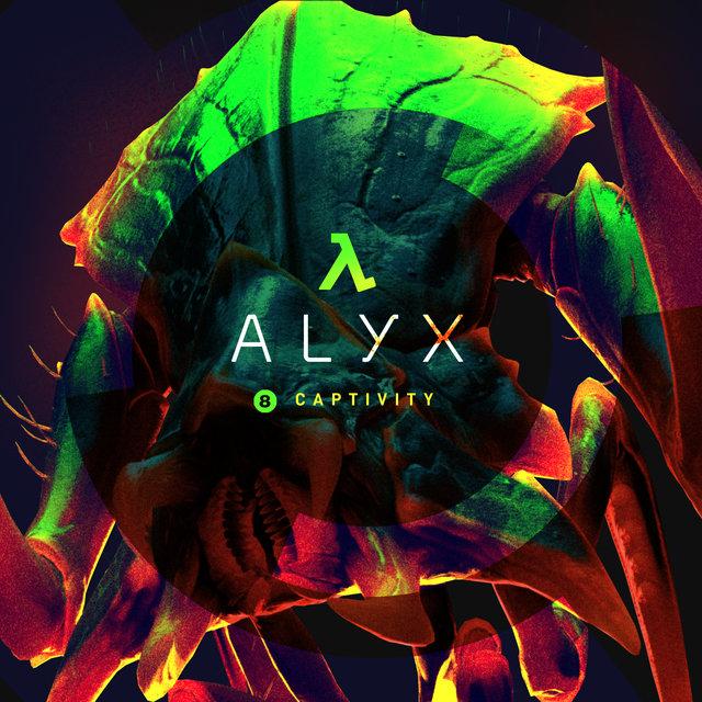 """Half-Life: Alyx (Chapter 8, """"Captivity"""")"""