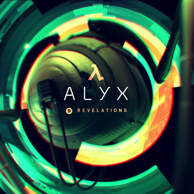 "Half-Life: Alyx (Chapter 9, ""Revelations"")"
