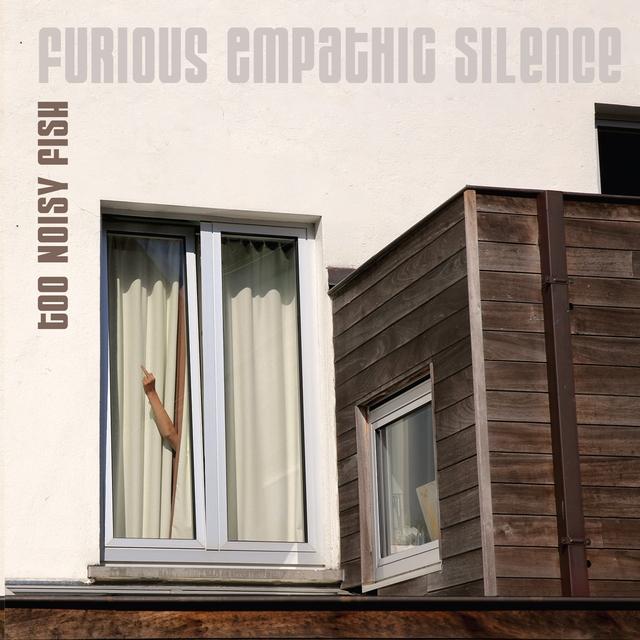 Couverture de Furious Empathic Silence