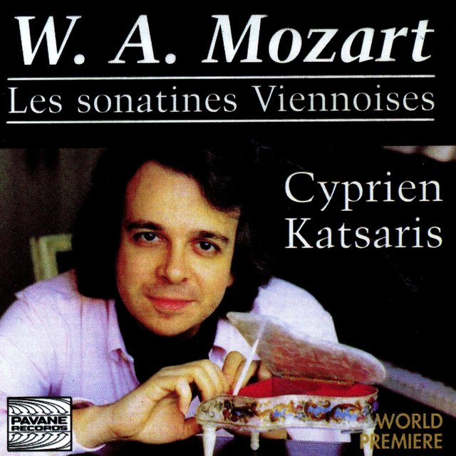 Mozart: The Six Viennese Sonatinas