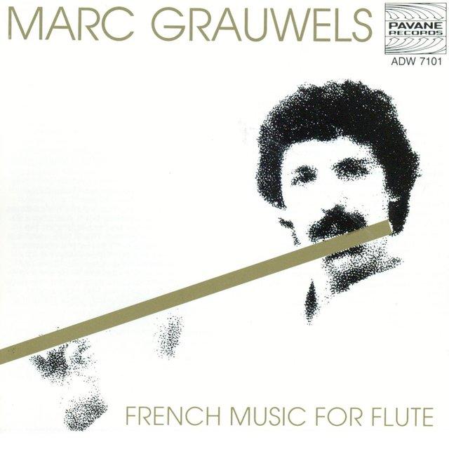 Couverture de French Music for Flute