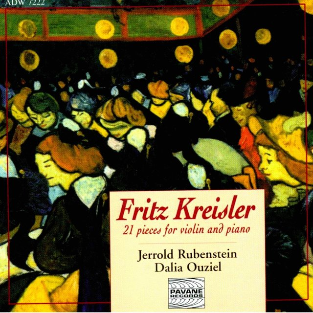 Kreisler: 21 Pieces for Violin and Piano