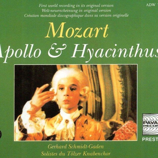 Mozart: Apollo & Hyacinthus