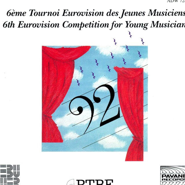 6th Eurovision Competition for Young Musicians 1992