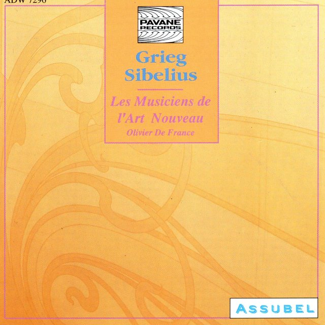Grieg & Sibelius: Works for String Orchestra
