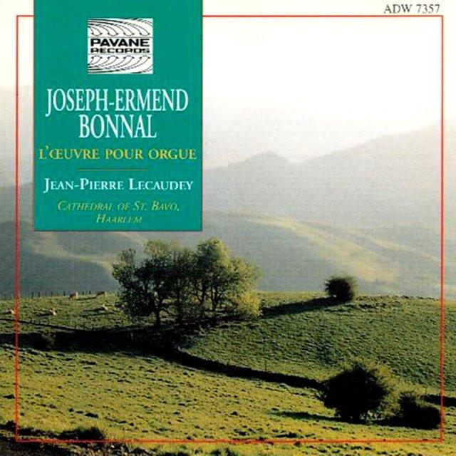 Bonnal: L'œuvre pour orgue