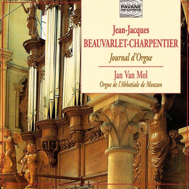Beauvarlet-Charpentier: Journal d'orgue