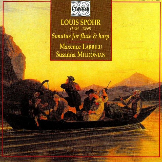 Spohr: Sonatas for Flute & Harp