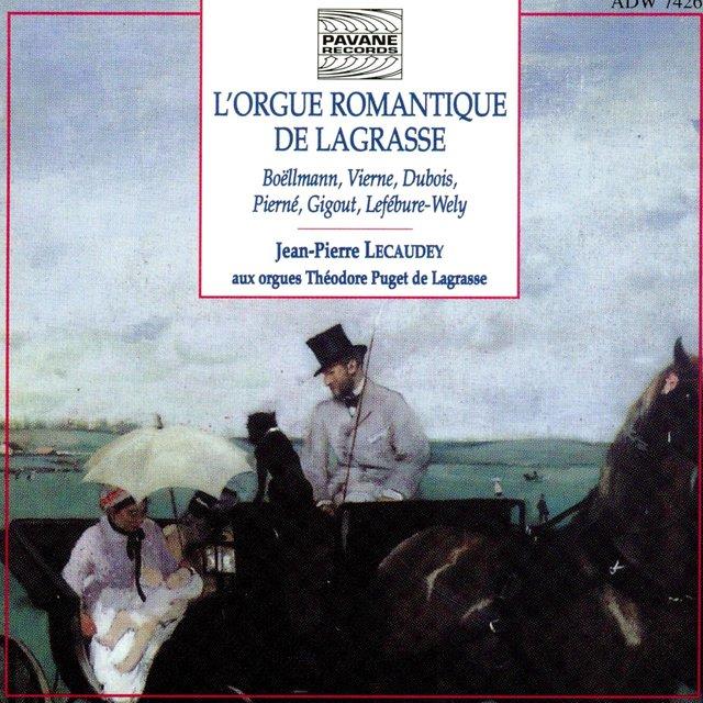 L'orgue romantique de Lagrasse
