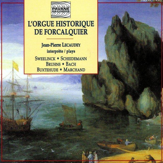 L'orgue historique de Forcalquier