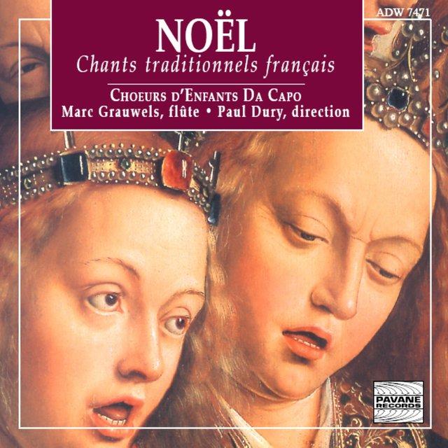 Couverture de Noël: Les plus beaux chants traditionnels français