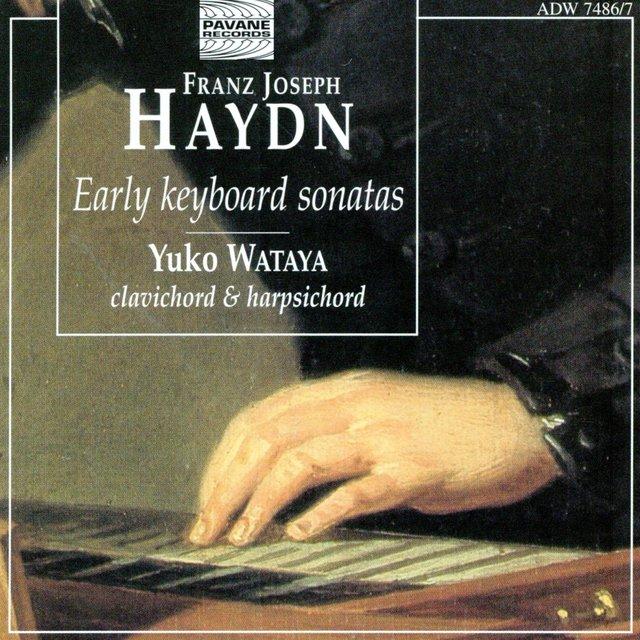 Haydn: Early Keyboard Sonatas