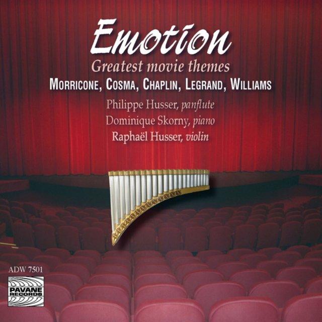 Emotion: Greatest Movie Themes