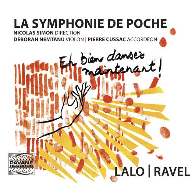 Lalo: Symphonie espagnole – Ravel: La Valse, Tzigane & Bolero/Bembero