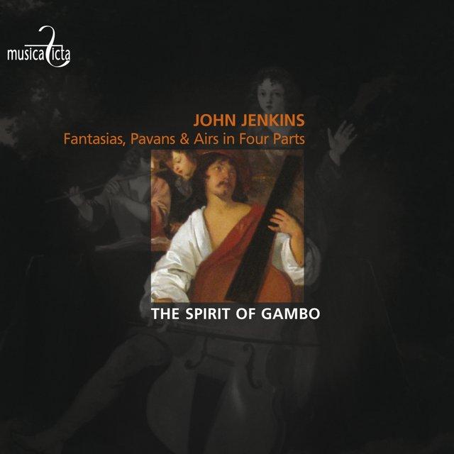 Jenkins: Fantasias, Pavans & Airs in Four Parts