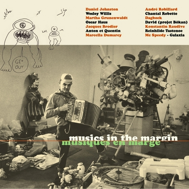 Musics In The Margin