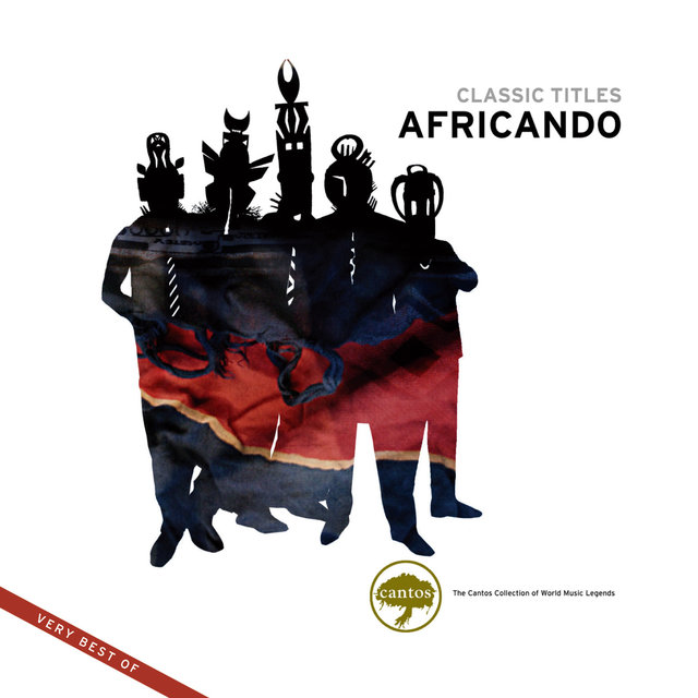 Couverture de Classic Titles: Africando (Very Best of)
