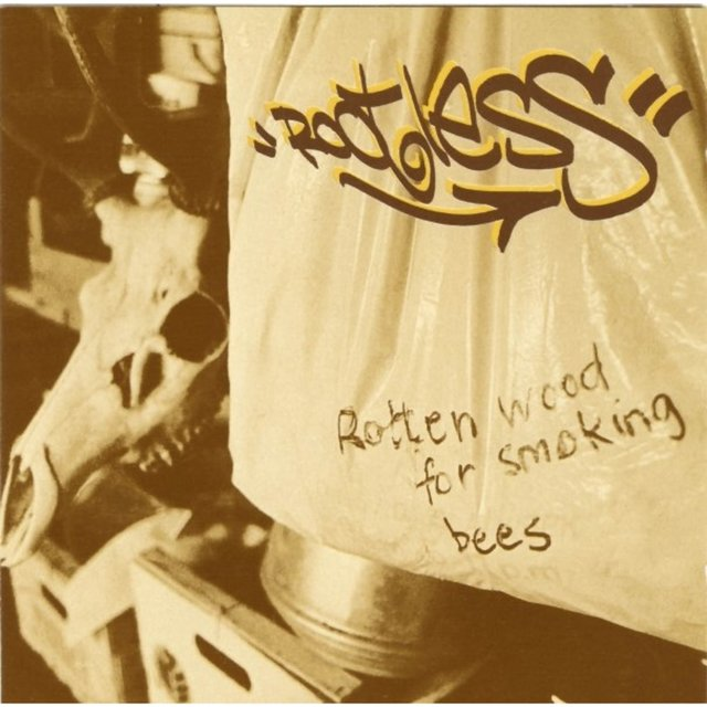 Rotten Wood for Smoking Bees