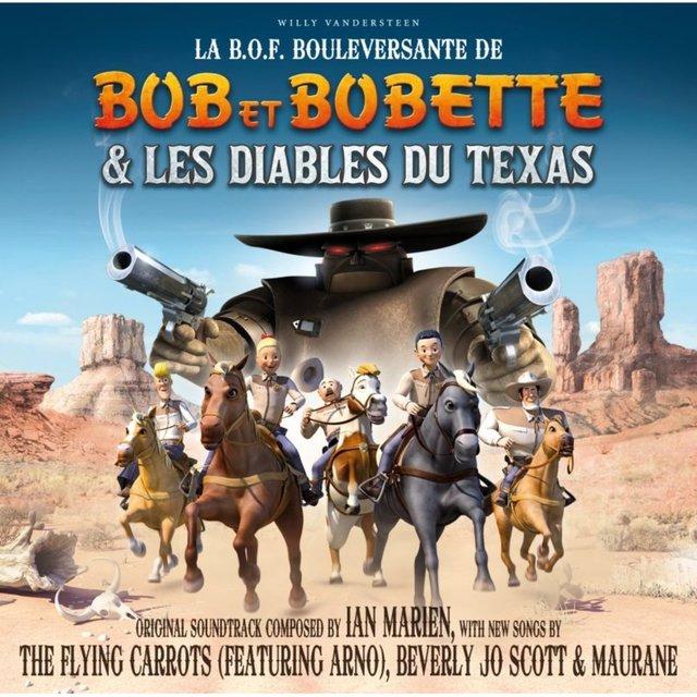 Bob Et Bobette & Les Diables Du Texas